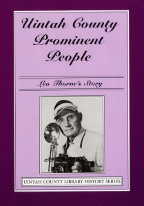 Prominent People Leo Thorn Story $12.00
