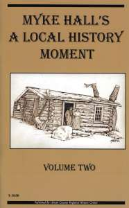 Myke Hall's Local History Moment Volume Two $10.00