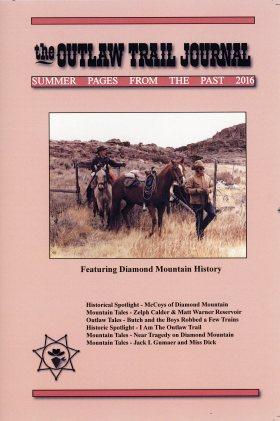 Featuring Diamond Mountain History