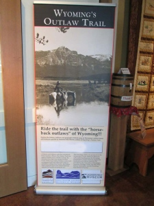 Photograph of museum display
